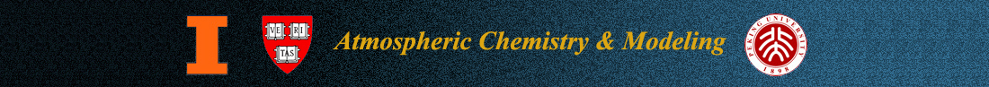 Atmospheric Chemistry & Modeling